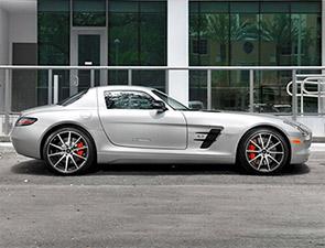 Mercedes-Benz SLS AMG Rental | Hertz