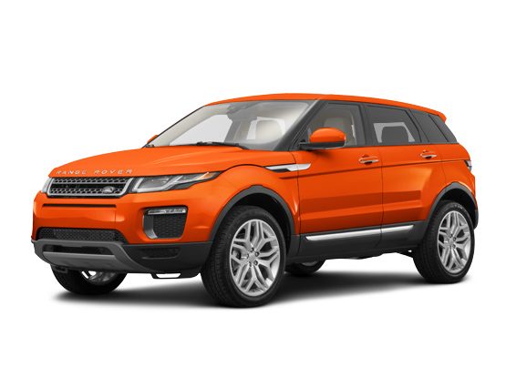Range Rover Evoque - Hertz Car Rental