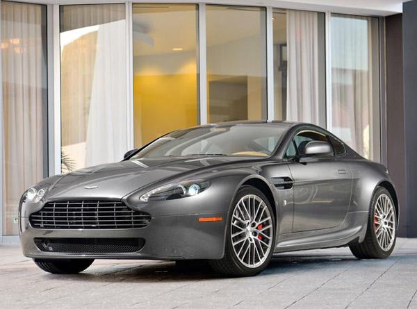 Aston Martin V8 Vantage Coupe Rental Hertz