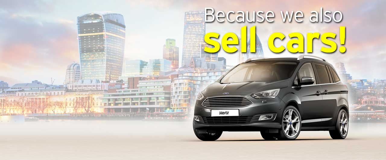 Used Cars, Car Sales, Find Used Car for Sale on Hertz Rent2Buy UK