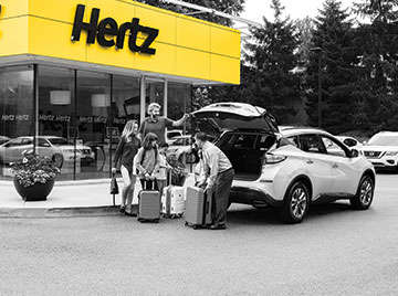 USAA Members Free Day- Hertz Offer
