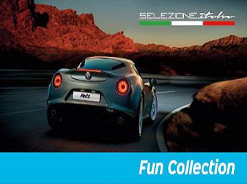 Voel de Italiaanse geschiedenis met de Hertz Fun Collection.