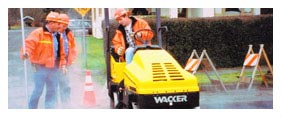 Compaction Equipment Rental - Paving Equipment Rental - Roller Rental