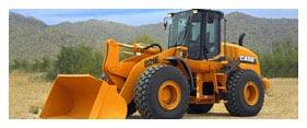 Earthmoving Equipment Rental - Wheel Loader Rental