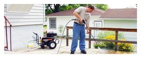 General Equipment Rental - Pressure Washer Rental