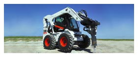 Equipment Rental - Hydraulic Breaker Rental