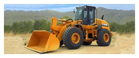 Equipment Rental - Wheel Loader Rental
