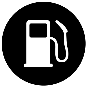 fuel replacement options icon