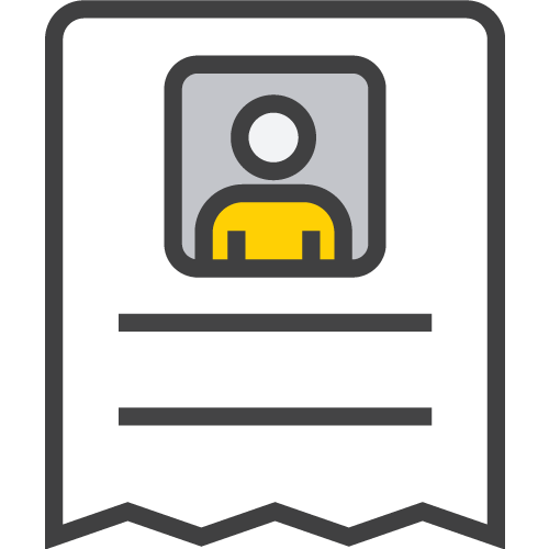 No long-term commitment icon - Hertz