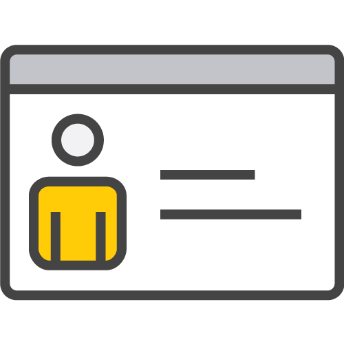 Register icon - Hertz