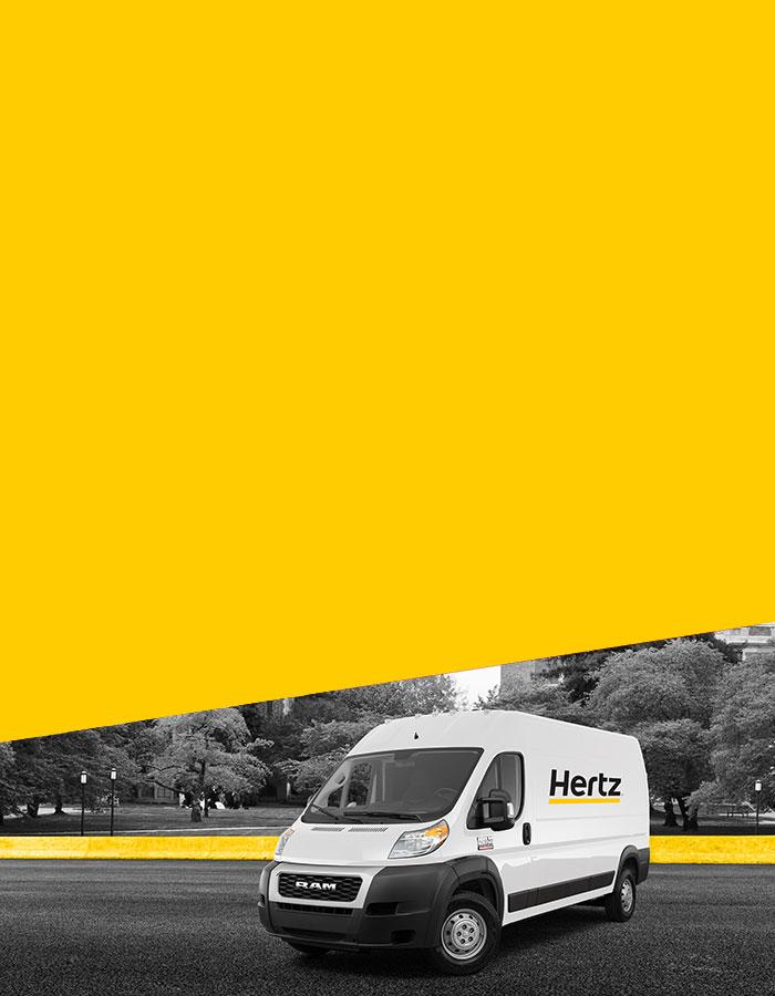 Truck And Van Rentals Hertz