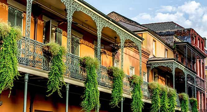 New Orleans Louisiana - Hertz