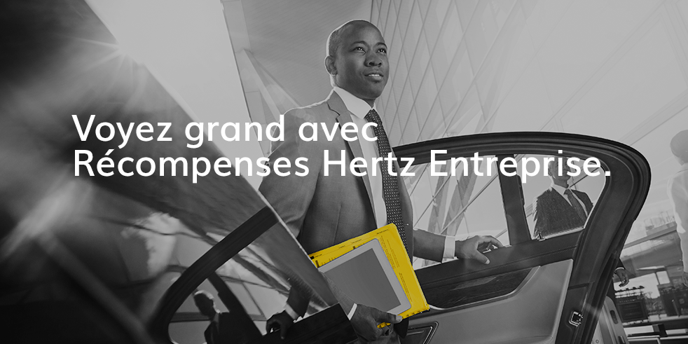 Business Rewards Overview - Hertz