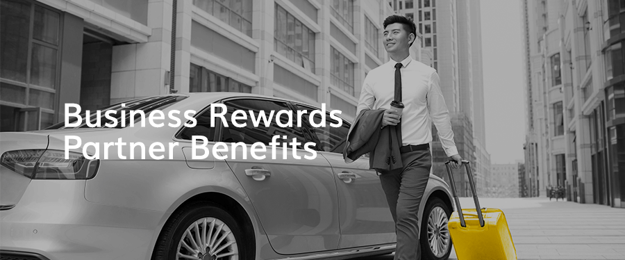 Business Rewards Partner Benefits - Hertz
