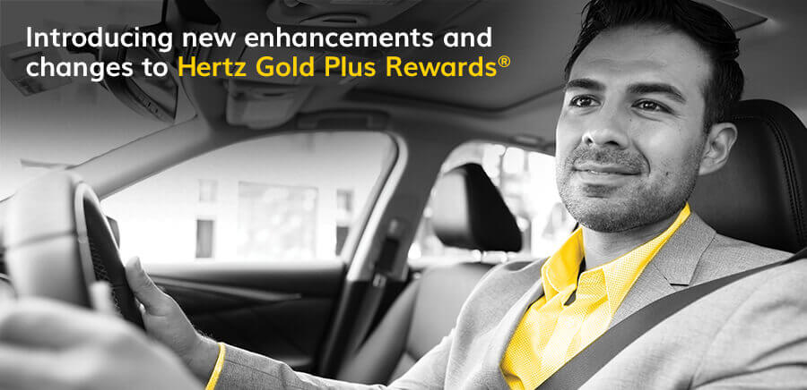 2019 Loyalty Changes - Hertz