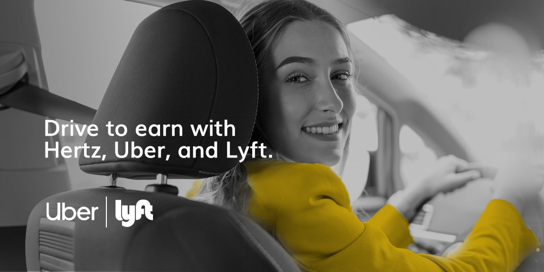 Rideshare Program - Hertz