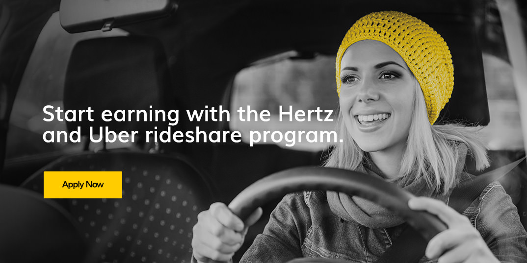 Uber Rideshare Program - Hertz