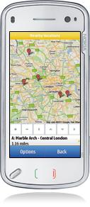 Symbian (Nokia) Hertz App