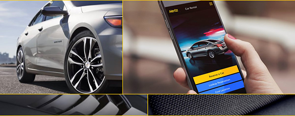 Hertz Mobile | Hertz Rental Car