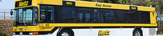 Acessibility Easy Access Bus - Hertz Rental Car