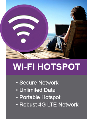 wi-fi hotspot feature