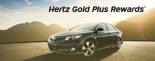 Hertz Gold Plus Rewards