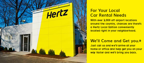 Hertz Local Edition