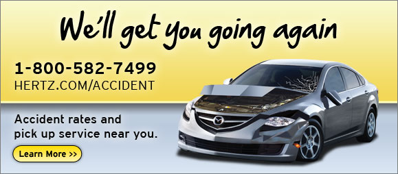 Accidents In Hertz Rental Cars With No Insurance