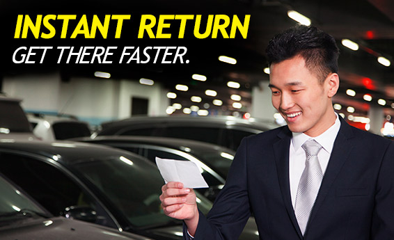 Hertz Instant Return