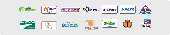 PlatePass® Electronic/Video Toll Payment - Toll Signs