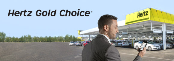 Hertz Gold Choice - For Hertz Gold Plus Rewards Members - Hertz