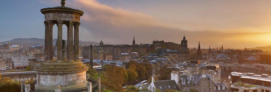 Car Rental Edinburgh - Rent a Car United Kingdom - Hertz