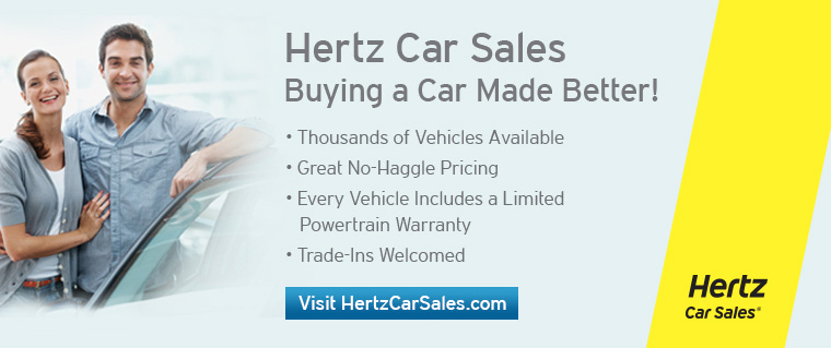Hertz Car Sales-Hertz Used Cars