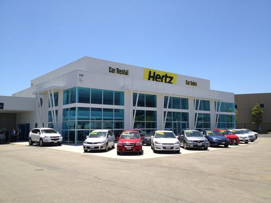 Hertz Car Sales Retail Locations