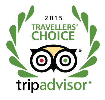 Trip Advisor - 2015 Travellers' Choice Award - Hertz