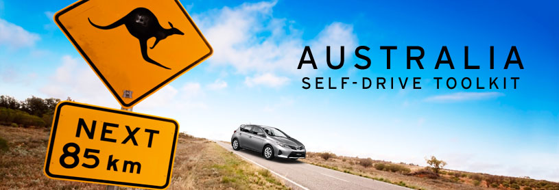 Australia Self-Drive Toolkit