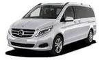 (X6) Mercedes V-Class - GPS or Similar