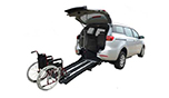 (T1) Wheelchair Accessible Van or Similar