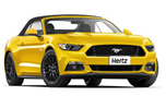 (Z5) Ford Mustang GT Convertible
