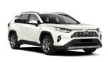 (J2) Toyota RAV4 Hybrid or Similar