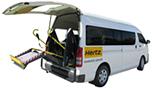 (M1) Wheelchair Access - 12 Seat or Similar
