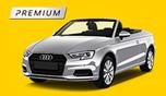 (U) Audi A3 or Similar