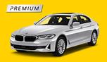 (K) BMW 5 Series or Similar