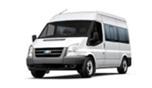 (K4)Ford Transit 11 Seat Minibus or Similar