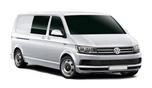 (N4) VW Kombi LWB Crew Van or Similar