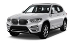 (X) BMW X3 or Similar