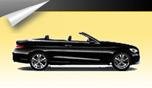 (M3) Mercedes-Benz C Cabrio 4x4 - GPS