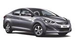 (C) Hyundai Avante 또는 동급차량