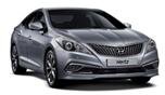 (F) Hyundai Grandeur 2.5 또는 동급차량