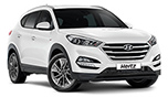 (J) Hyundai Tucson 또는 동급차량